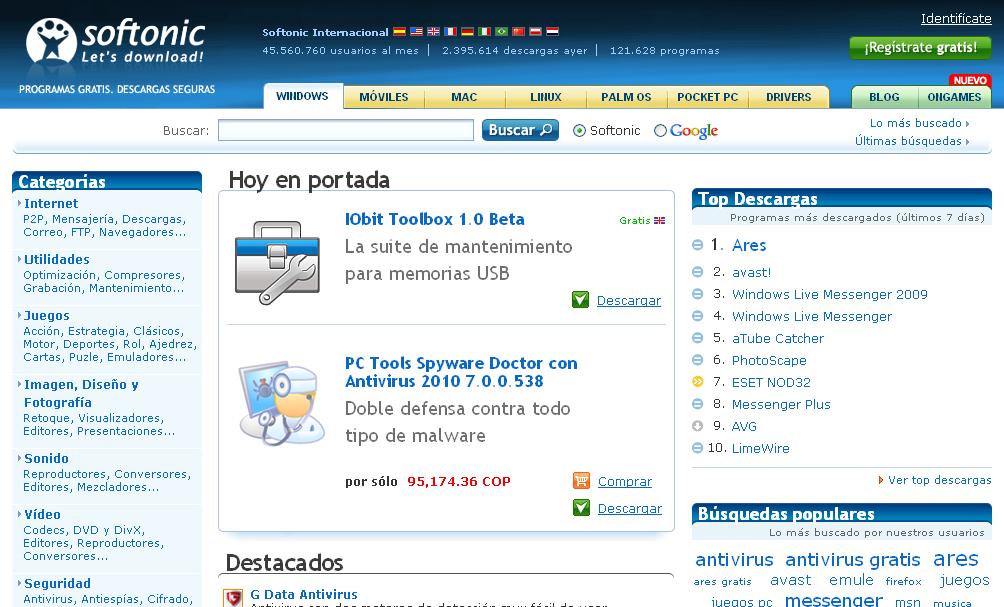 descargar emule softonic gratis español