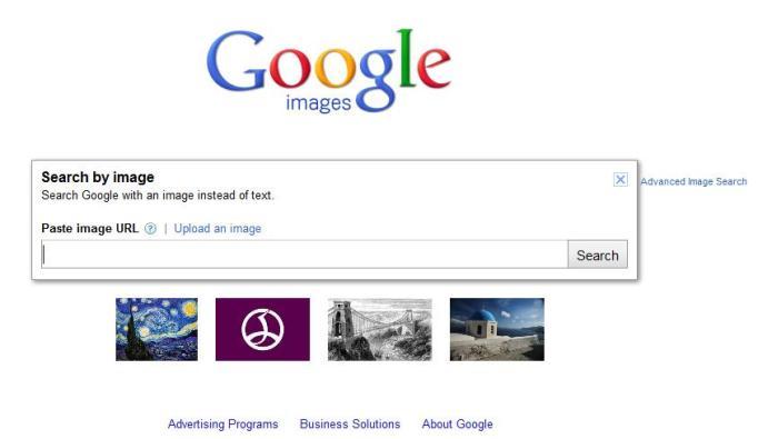 google imagenes drag and drop