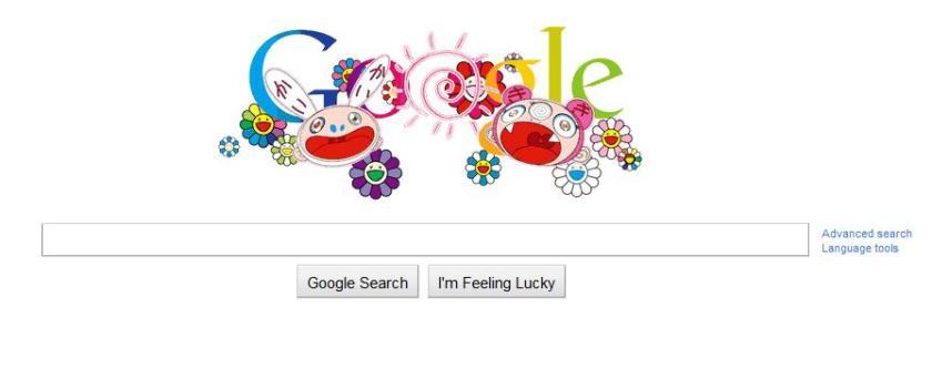 Llego el verano Google Doodle