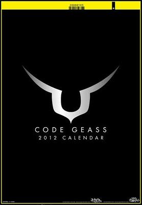 Calendario Code geass