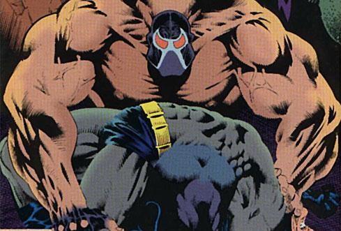 bane quierba a batman
