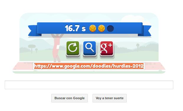 google doodle olimpico