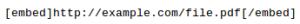 embed pdf plugin