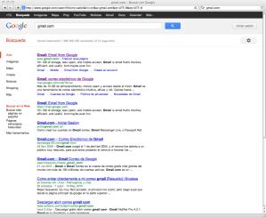 dependencia a google