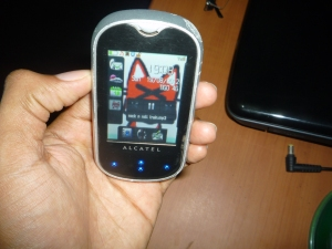 alcatel one touch 708a