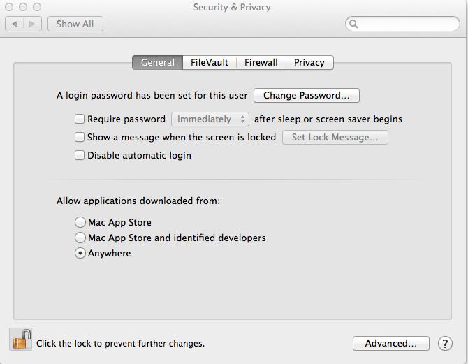 Instalar aplicaciones que no están en la App Store en Mountain Lion