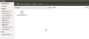 flash player ubuntu