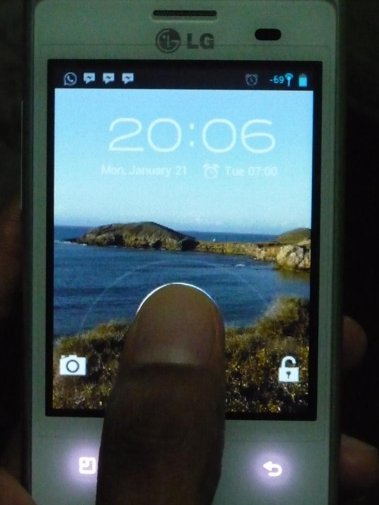 Cómo Instalar ROM CM9 ICS para LG L3 E400 (3/3)