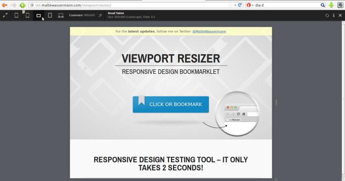 viewport resizer