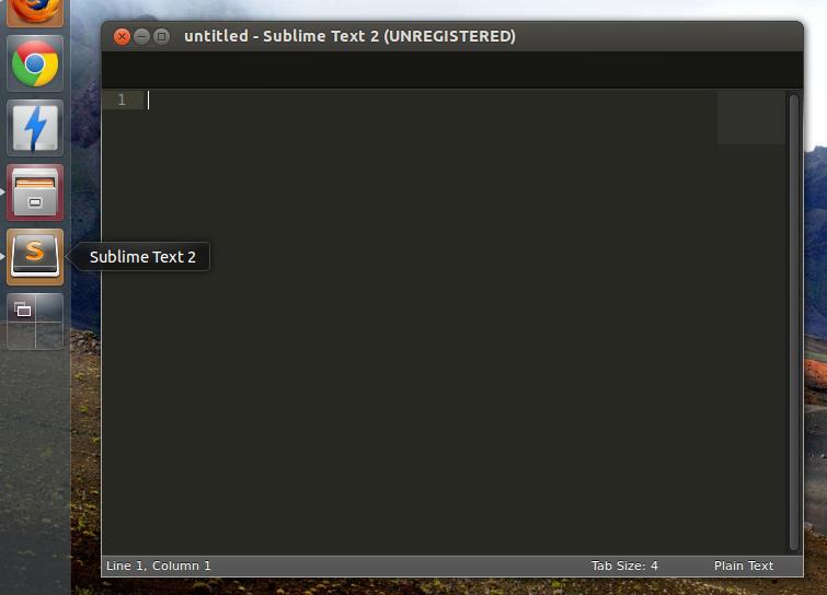 sublime en ubuntu