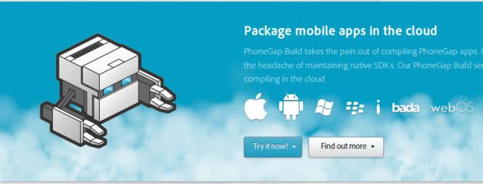 phonegap build servicio de phonegap
