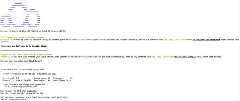 acceso-exitoso-servidor-clouding.io
