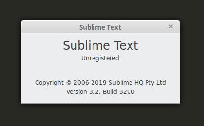 sublime text 3 actualizado manualmente